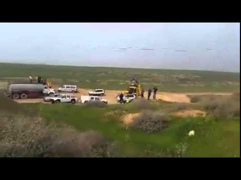 فيديو: مصرع 8 وإصابة العشرات في حادث سير بالنقب