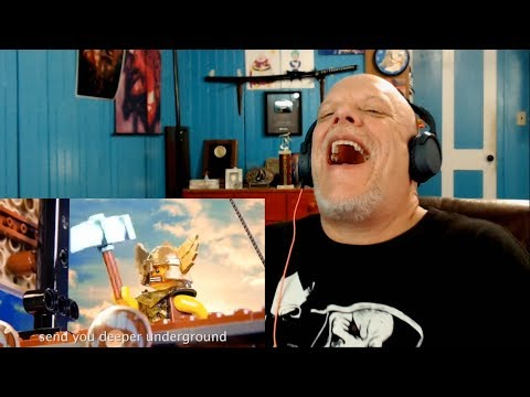 "REACTION VIDEOS | ""ERB of History: Zeus vs Thor"" - This Battle Was AWESOME!"
