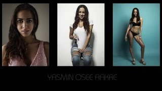 Yasmin Osee Aakre Contestant Miss Universe Norway 2016 Photoshoot