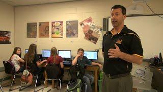 Fred Baker, Social Studies Teacher - Falcon Middle School
