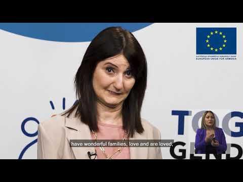 Կարինե Գրիգորյան. Քաղաքացիական հասարակության դերը գենդերային հավասարության գործում