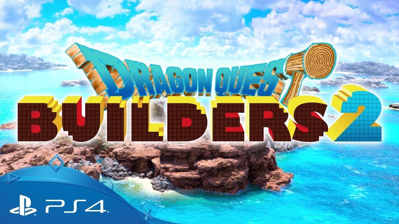 Dragon Quest Builders 2 sarà disponibile dal 12 luglio in Europa