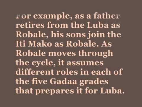 The Oromo Gadaa System of Governance