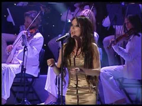 SARAH BRIGHTMAN - RUNNING (A WINTER SYMPHONY)
