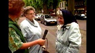 Straatinterview 1994. Uw vakantieplannen?