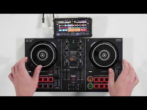 Pioneer DDJ 200 – Performance DJ Mix