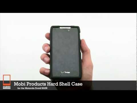 Mobi Products Hard Shell Case for Motorola Droid RAZR