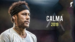 Neymar Jr ▶ Calma (Remix) ● Pedro Capó, Farruko Ft. Alan Walker