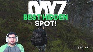 Stashing The Best Gear In | DayZ PS4 Xbox One PC | Hidden Base!