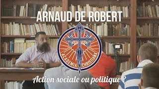 Action sociale ou engament politique ?