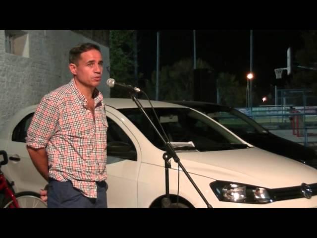 Lisandro María, sobre el Bono 2016 del Asado con Cuero