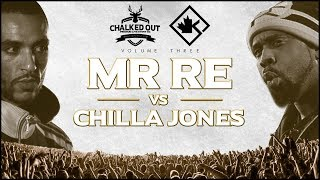 KOTD x CO - Chilla Jones vs Mr Re | #COVol3
