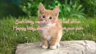 Soft Kitty - Matt LeDoux and Magick Lyrics