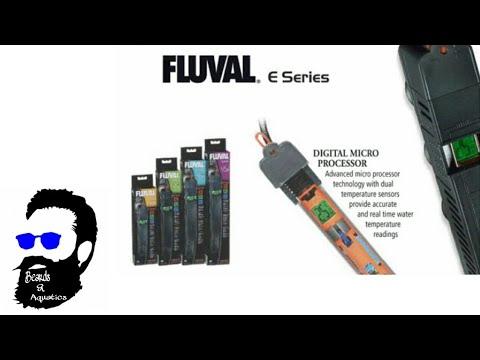 """Fluval E Series* """"best aquarium heater ever""""!!!"""