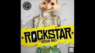 Dappy ft Brian May - Rockstar [Chipmunk Version]