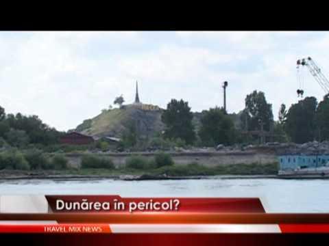 Dunarea in pericol?
