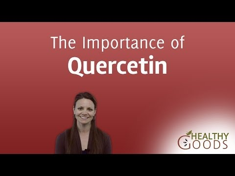 Video The Importance of Quercetin