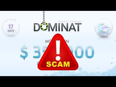 Dominat.company отзывы 2019, mmgp, SCAM, НЕ ПЛАТИТ, ВЫПЛАТЫ ОСТАНОВЛЕНЫ 31 01 2019