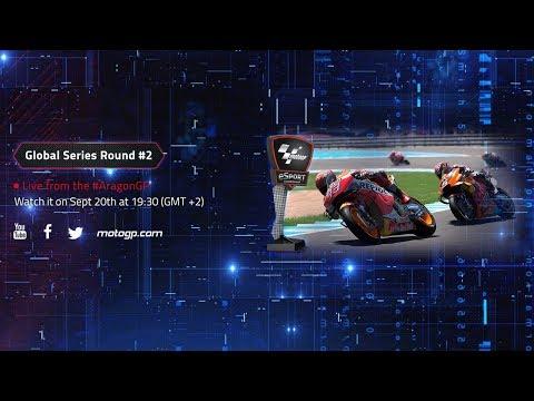 LIVE 📡: MotoGP eSport Championship Global Series Round 2