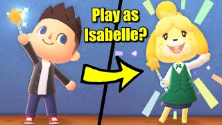 Isabelle  - (Animal Crossing) - What Happens When You Play as Isabelle in Animal Crossing New Horizons?