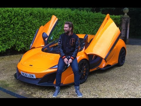 NEW CAR! McLaren 675LT Collection Day!