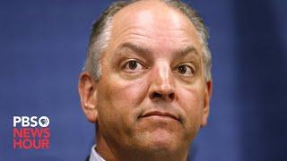 WATCH: Louisiana Governor John Bel Edwards gives coronavirus update -- April 23, 2020