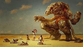 Запрещённая история человечества. Кто жил на земле до человека. Засекретить это не удалось!