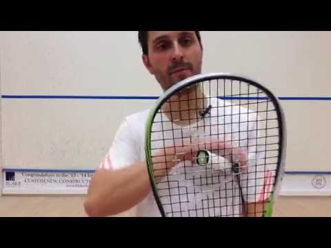 Dunlop Elite GTS Squash Racket Review