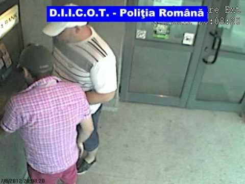 [VIDEO] Atac la bancomatele din Neamț