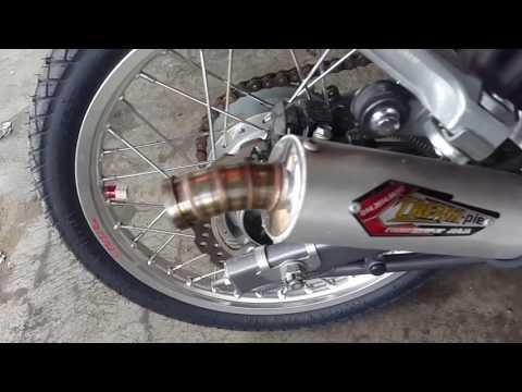 Video Modif Simple Ninja RR || Ganti tutup kiri Super kips