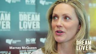 DREAM LOVER | REHEARSALS MEDIA CALL