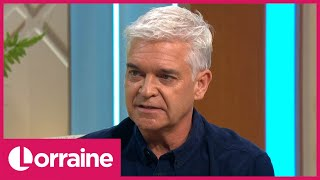 Phillip Schofield Says Coming Out Was 'The Toughest Time Ever' | Lorraine