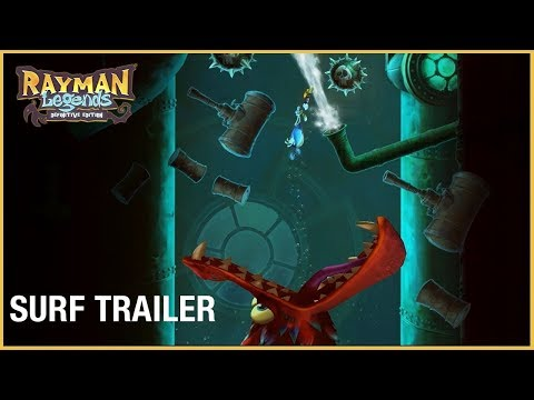 Rayman® Legends Definitive Edition : Nintendo Switch - Surf's Up Trailer  | Ubisoft [US] thumbnail