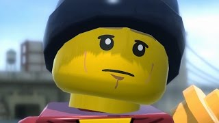 LEGO City Undercover: Ch. 6 All in the Family  - Part 11