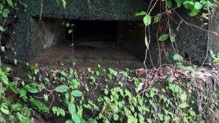 Japanese War Bunker, Mayabunder, Andaman and Nicobar Islands