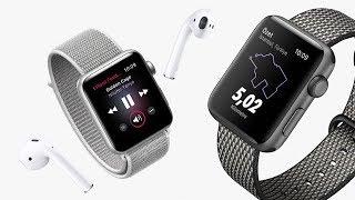 Karşınızda Apple Watch Series 3!
