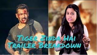 Tiger Zinda Hai | Trailer Breakdown | Salman Khan | Katrina Kaif |