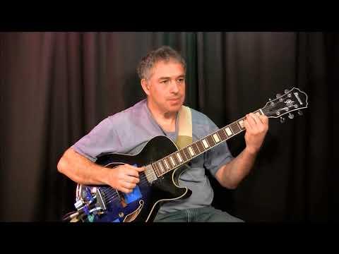 Agua de beber, Antonio Carlos Jobim,  fingerstyle guitar, jazz guitar