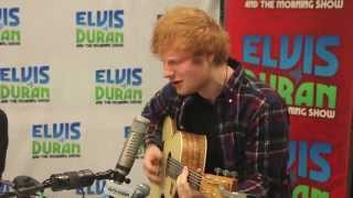 "Ed Sheeran - ""Drunk In Love"" Acoustic (Beyonce Cover) 