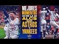 Mejores momentos de la ALCS entre Astros y Yankees