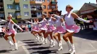 "Mażoretki z Rybnika (Grupa ""ENIGMA"") - Majorettes from Rybnik (Group ""Enigma"")"