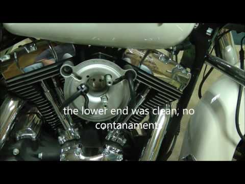 How To Install EBOC Engine Breather Oil Collector - motorcycles