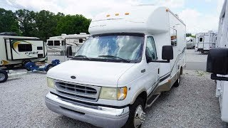2002 Dynamax Carri Go 2310 Small Class B+ , Low Miles, Stationary Bed, $22,900
