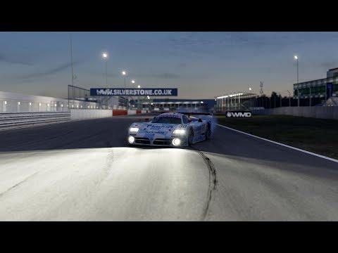 Project Cars 2 - Nissan R390 GT - Silverstone GP
