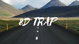 Njomza   Ridin' Solo (ARVFZ Remix) | 8D TRAP