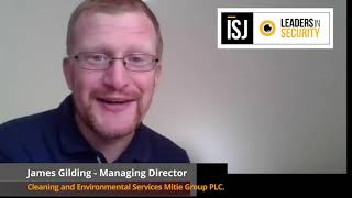 James Gilding, Managing Director, Cleaning and Environmental Services, Mitie Group PLC