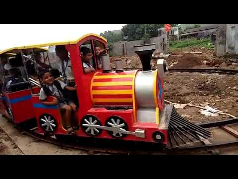 Train Amusement Rides