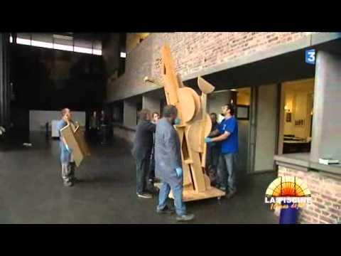 Vidéo de  La Piscine-Musée d'art et d'industrie André Diligent