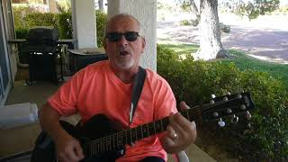 Acoustic Bruce cover of You Like Me Too Much by the Beatles
