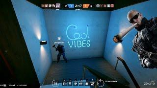 Cool Vibes - Rainbow Six Siege